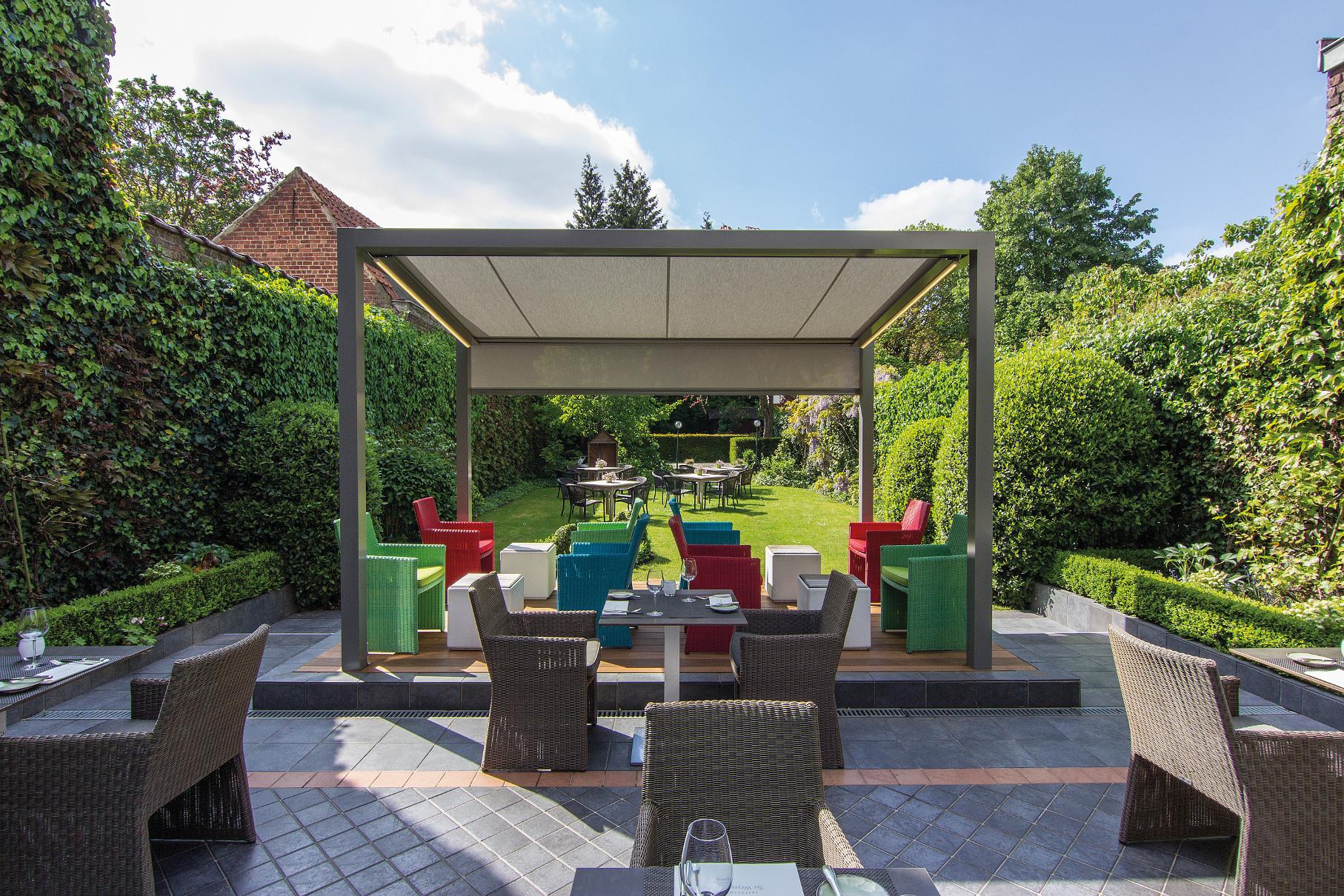 Wincube Morlighem protection solaire Tournai