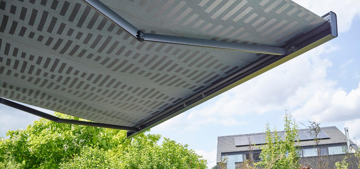 Morlighem Tournai protections solaires banne