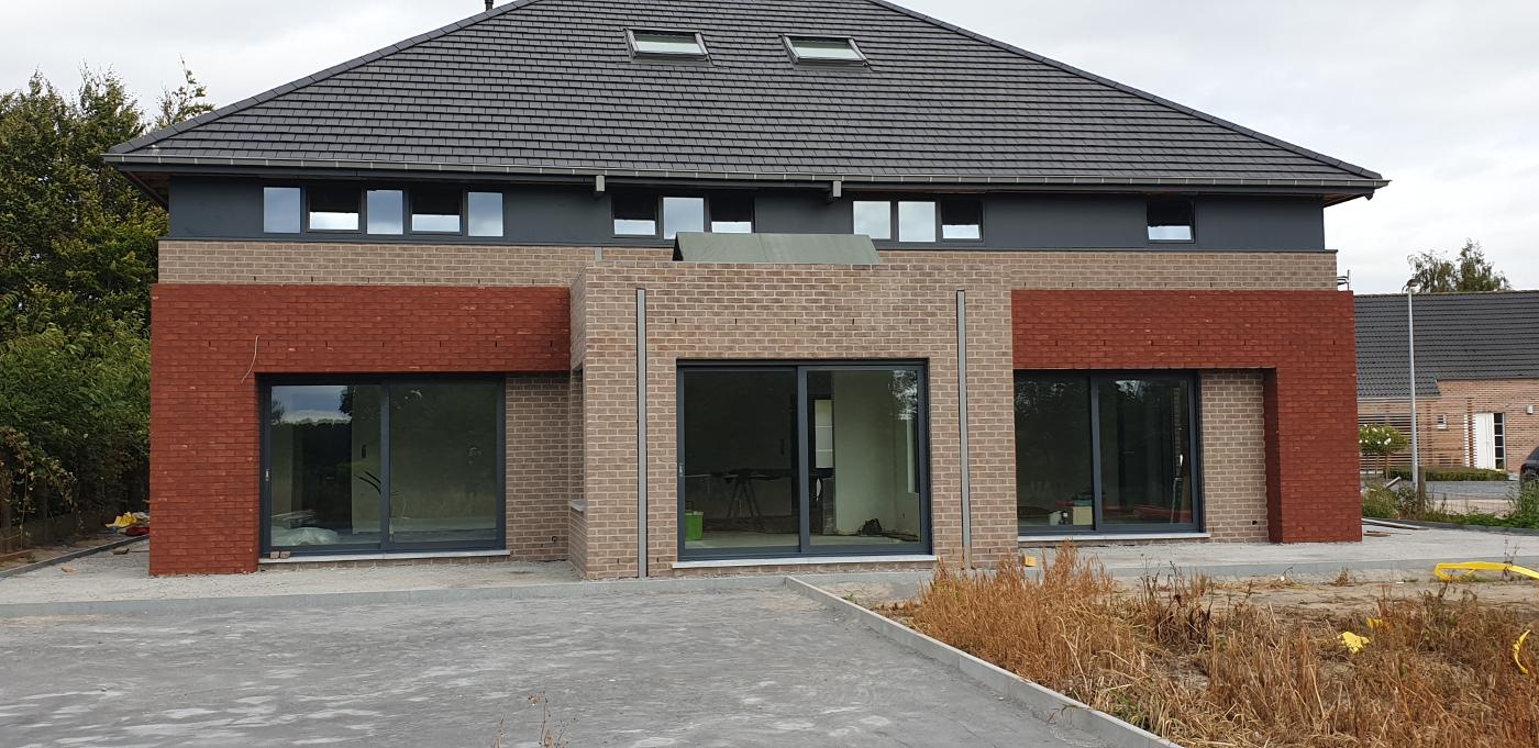 Chassis ALU Morlighem Tournai