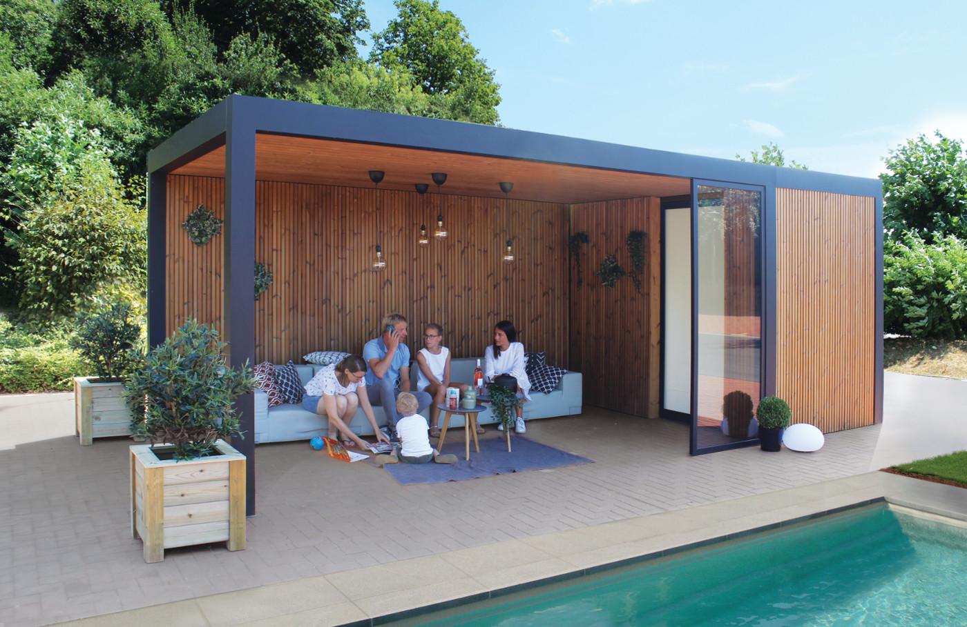pergola bioclimatique outdoor living
